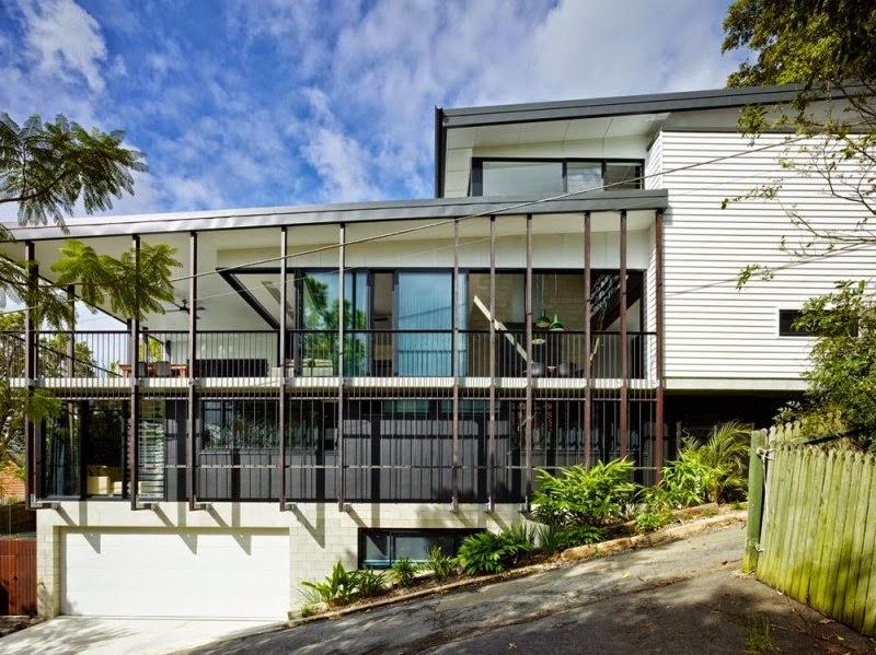 Creative solutions design modern house - Diseno de una casa ...