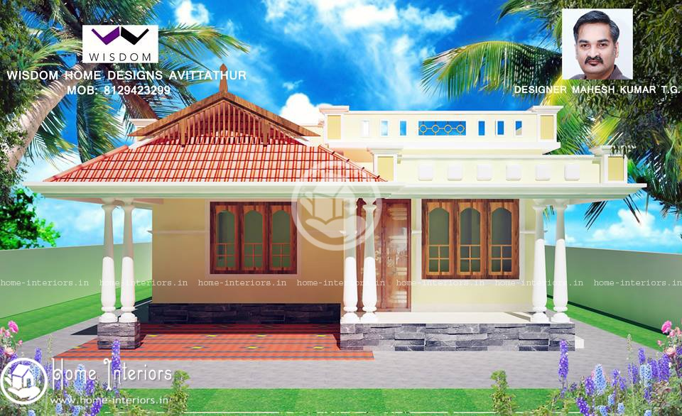 1000 Square Feet Amazing And Beautiful Kerala Home Designss