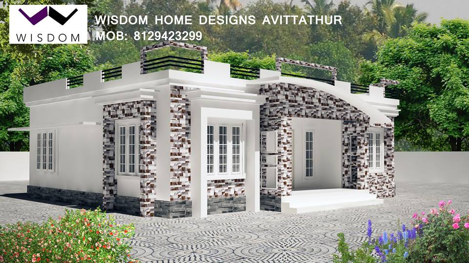 home trends and design plinth area 1350 sq ft - Home Design 2015