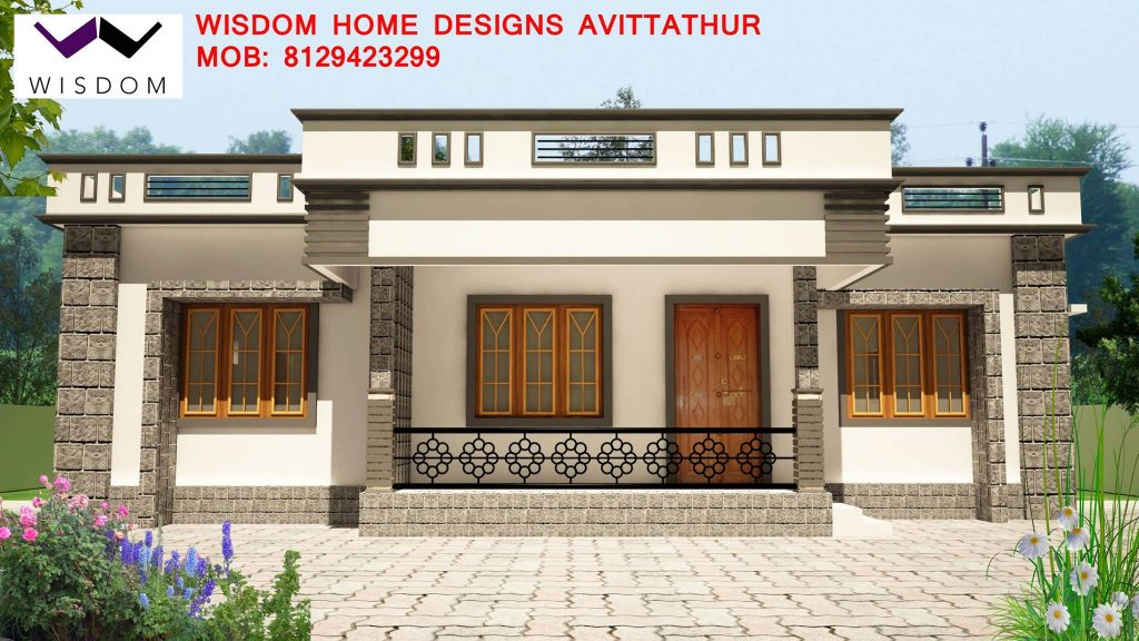 1300 sq ft beautiful home design 2015 for Cost to build 1300 square foot house