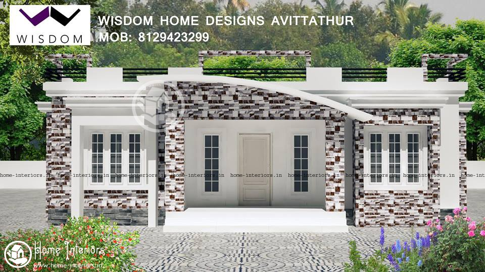 1350 sq ft kerala home design 2015 for Latest house designs 2015
