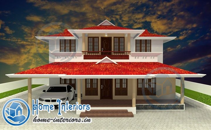 Latest super kerala home design 2015 for Latest house designs 2015