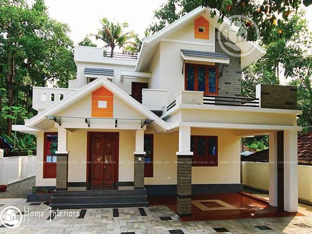 Amazing contemporary gates in kerala joy studio design for Price to build a 2000 square foot house