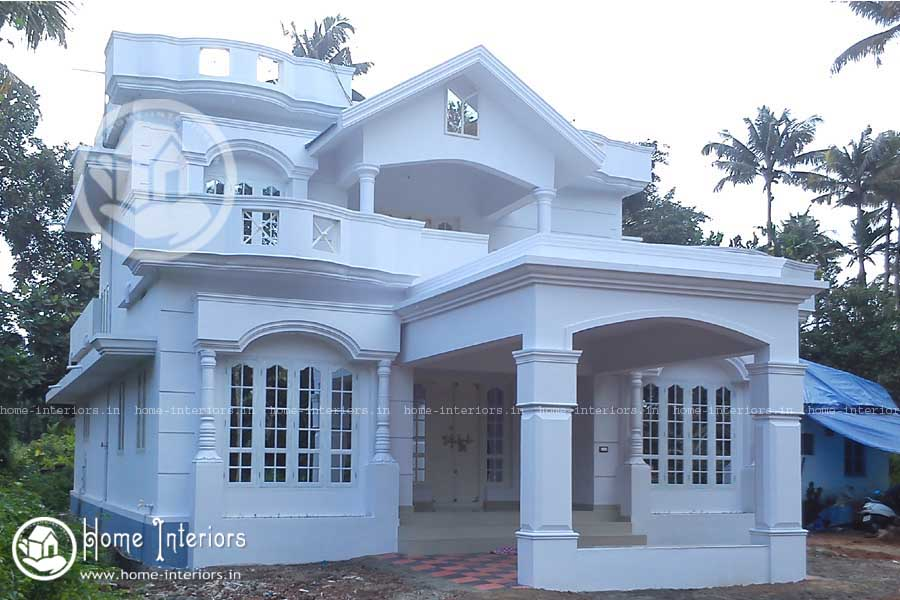 2200 Sqft 4 Bhk Beautiful Kerala Home