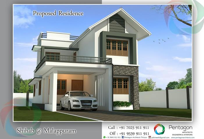 1900 Sq Ft Homes Design Only 7 Cent Plot Required additionally Deck also Trendy Ideas Of Outdoor Wood Gates Designs Exterior Geronk Home Also Designer Gate Images Fetching Design Brown in addition L9v561 in addition House Plan Search. on unique house plans with courtyard