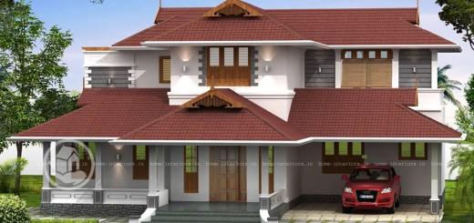 2300 Sq Ft, Beatiful House Design