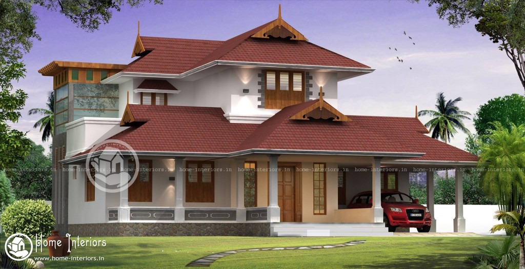 2300 sq ft beatiful house design for Kerala home designs photos in double floor