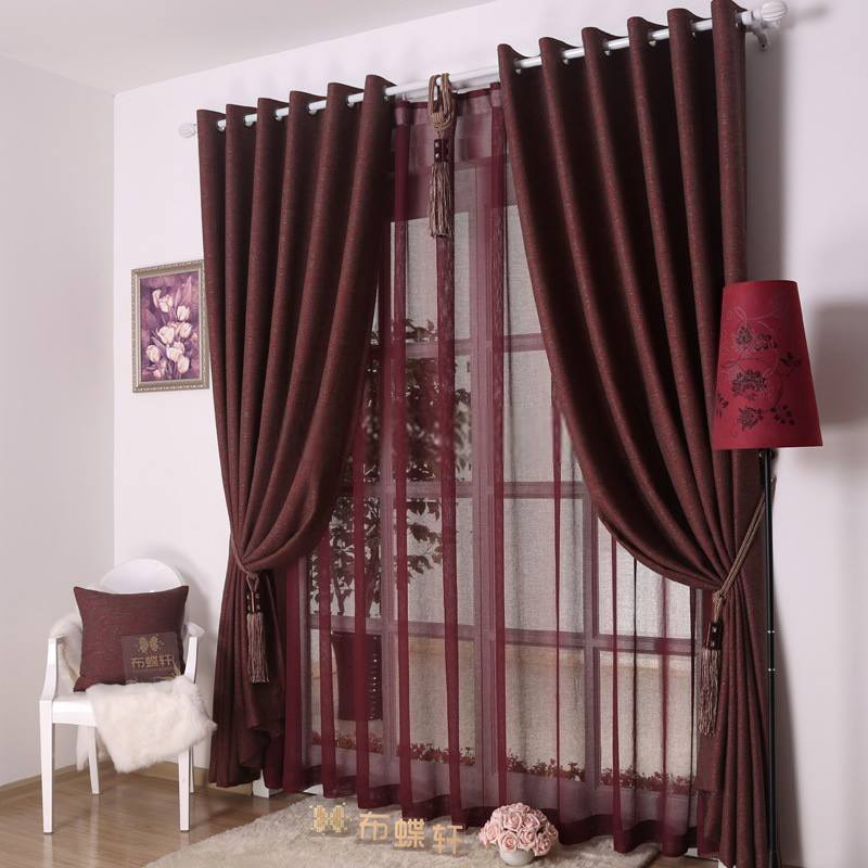 20 Best Curtain Ideas For Living Room 2017: Awesome Living Room Curtain Designs