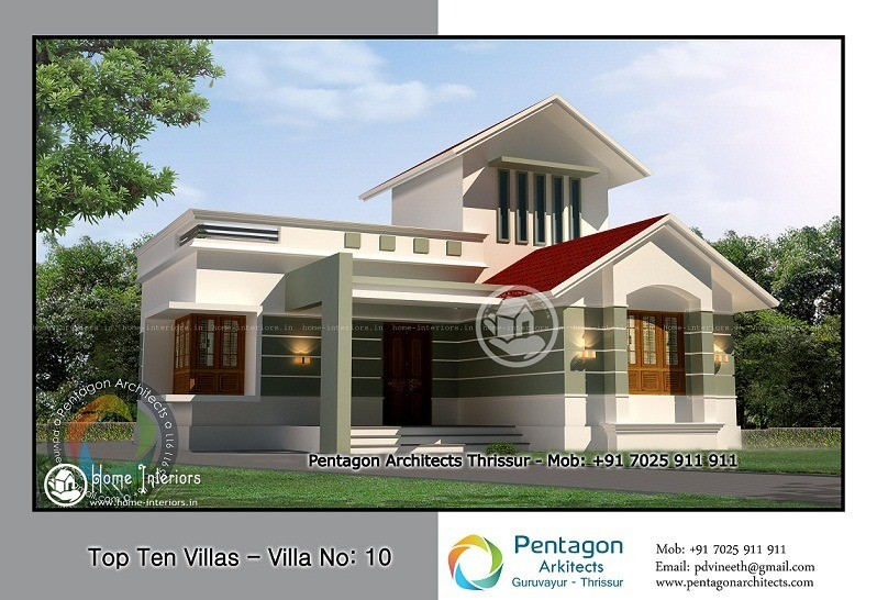 home design kerala with cost home and landscaping design