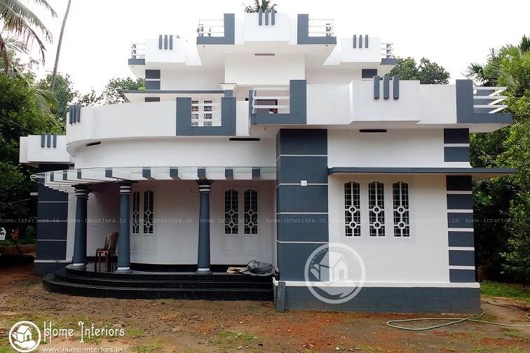 Kerala Home Designs Part 48