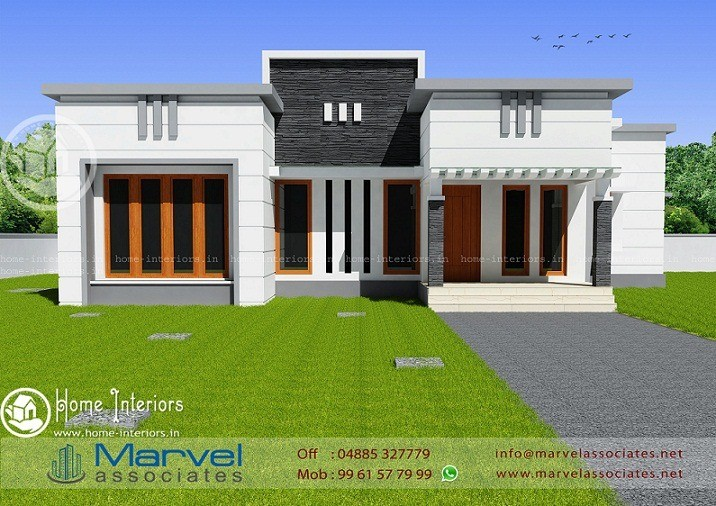 Elegant Kerala Home Designs Pictures