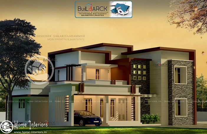 1350 sq ft kerala modern style home 2015 trend home for Home designs for 2015