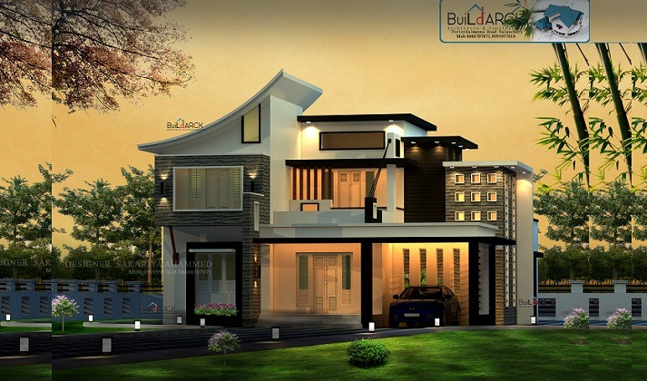 2307 Sq Ft Amazing And Beautiful Kerala Home Designs Facebook