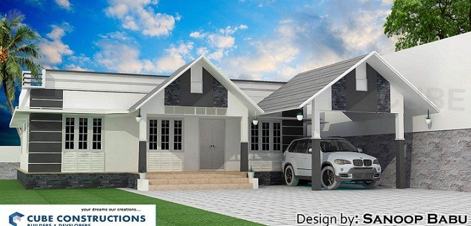 1300 sq ft low cost excellent home design home interiors for Cost to build 1300 square foot house