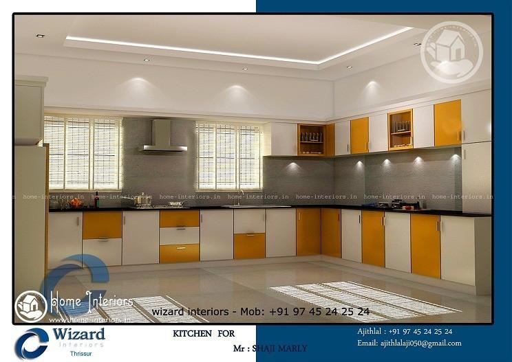 Peerless Kerala Home Kitchen Interior Designs