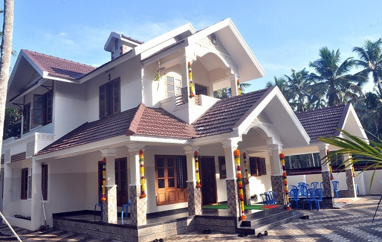 2650 Square Feet Amazing And Beautiful Kerala Home Designs Facebook