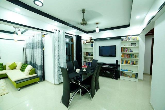 Highly advanced contemporary home interior design home for Advance interior designs