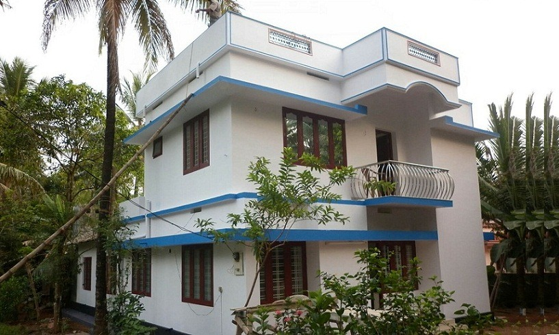 Tremendous 3 bhk renovation modern home design home Old home renovation in kerala