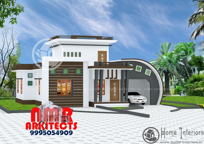 1150 Sq Ft Single Floor Contemporary Home Designs