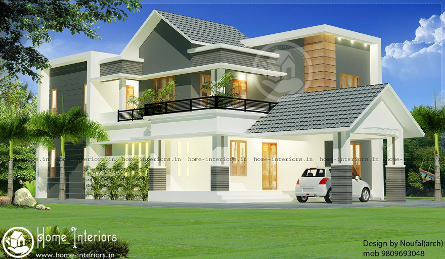 2000 sq ft contemporary 4 bhk renovated home design for 2000 sq ft homes