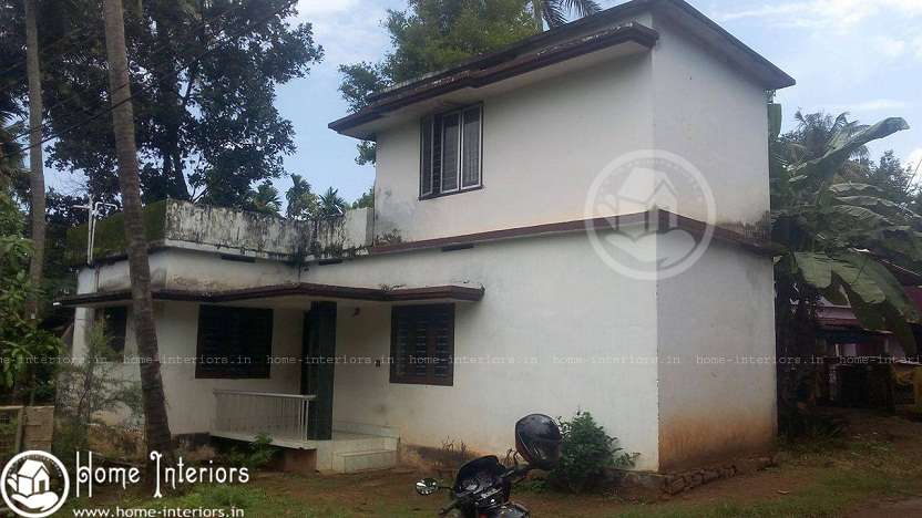 1600 sq ft 3 bhk contemporary home design renovation project for 800 sq ft house plans kerala