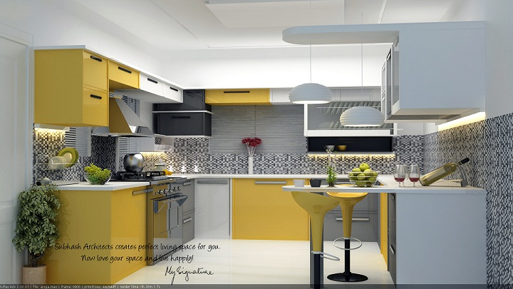 Execute An Incredible Kitchen With Low Cost Budget