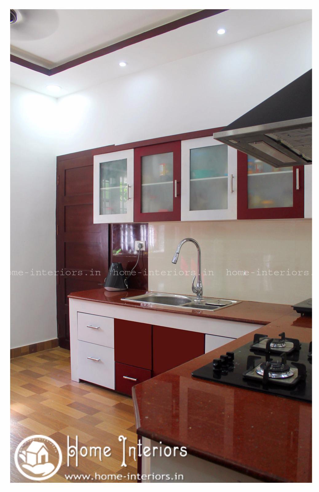2350 Sq Ft Double Floor Contemporary Home Interior Designs