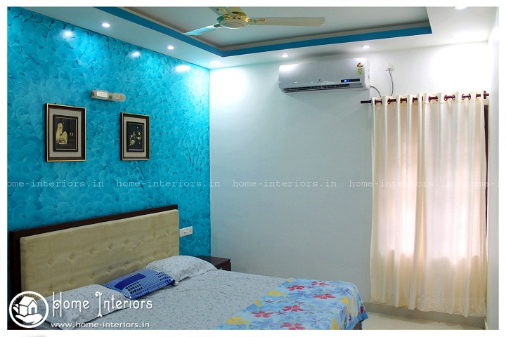 Bedroom Interior Kerala Style