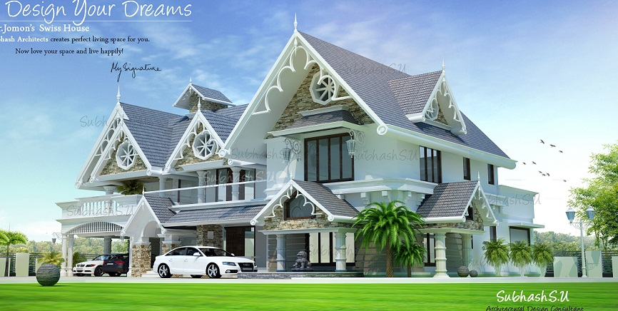 3200 Square Feet Excellent And Amazing Kerala Home Designs Facebook