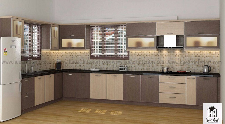 Modular Kitchen Interior Design Ideas Type