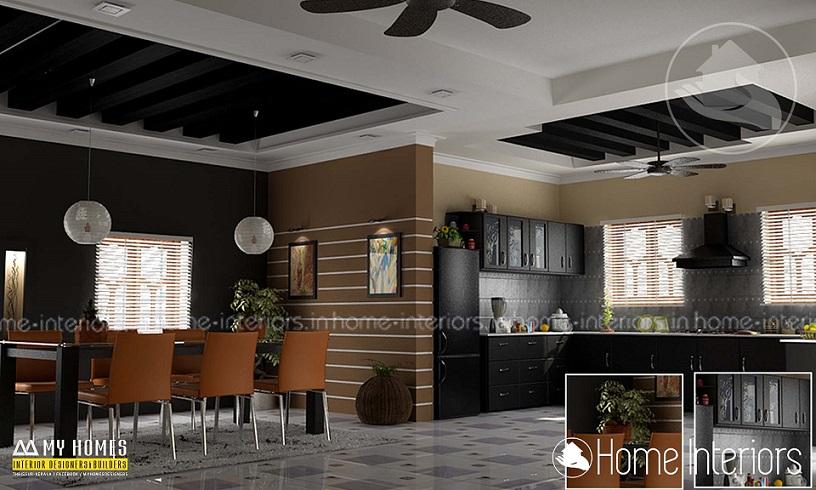 amazing contemporary home kitchen dining interior design