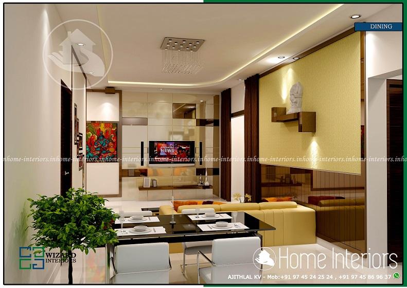 Incredible Dining Room Contemporary Home Interior Design