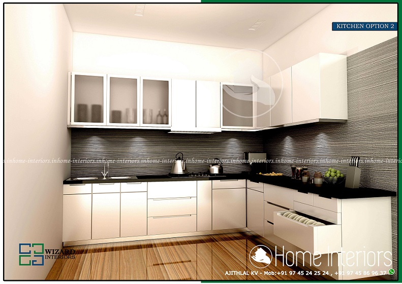 Incredible Kitchen Contemporary Budget Home Interior Design