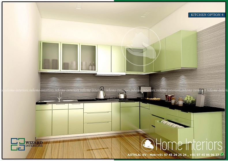 Incredible And Marvellous Kerala Home Interior Kitchen 4  Part 63
