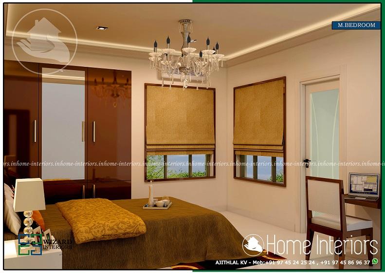 Incredible Master Bedroom Contemporary Home Interior Design - photo#7