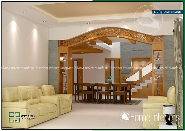 Incredible And Marvellous Kerala Home Interior Living Design