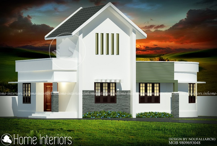 1000 Square Feet Single Floor Contemporary Home Designs