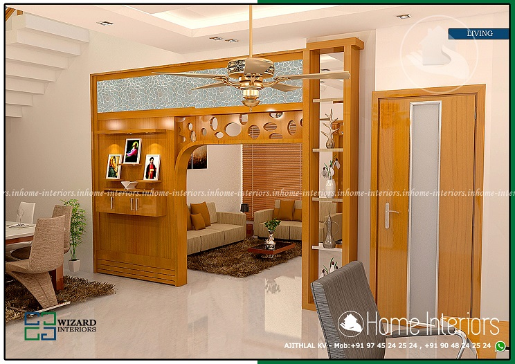Kerala Home Foyer : Marvelous contemporary budget home bedroom interior design