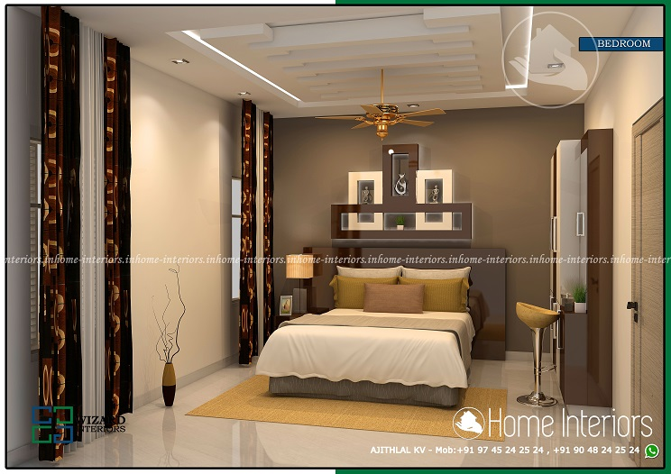 Amazing Contemporary Home Bedroom Stair Interior Design