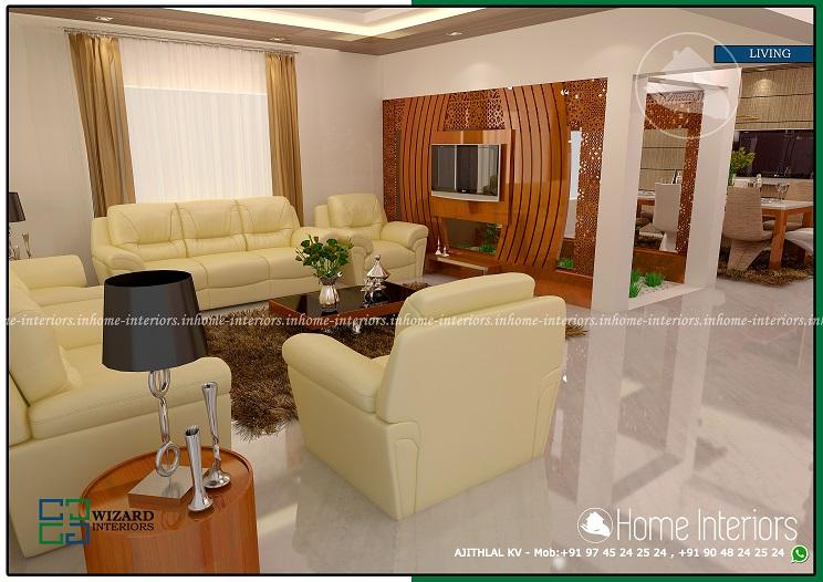 Marvelous Bedroom, Stair, Living, Dining, Kitchen Home Interior Design