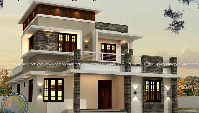 2025 Square Feet Excellent And Amazing Kerala Home Designs Facebook