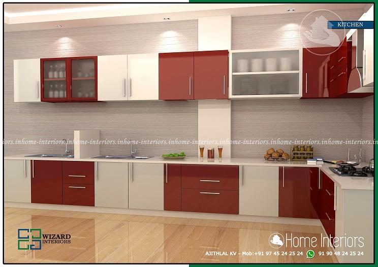 excellent contemporary kitchen wardrobe interior design. Black Bedroom Furniture Sets. Home Design Ideas