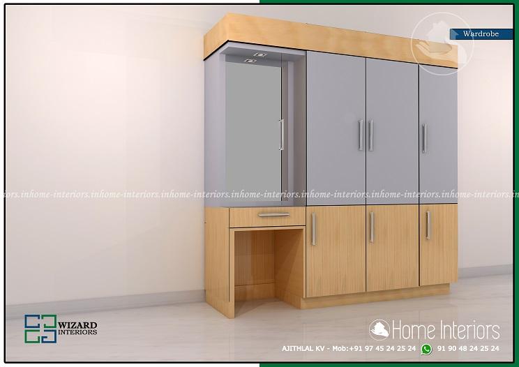Excellent contemporary kitchen wardrobe interior design for Excellent home interiors