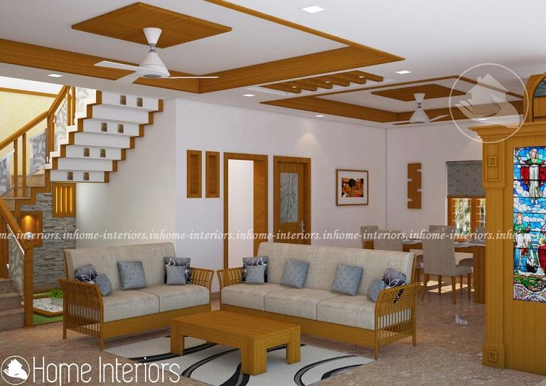 Top Creative Contemporary Home Living Interior Design