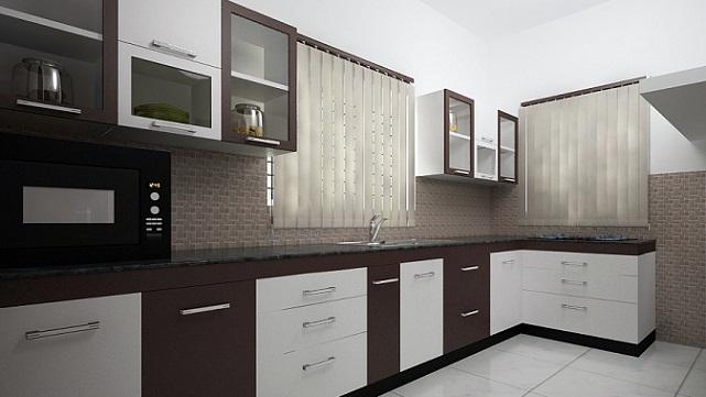 Amazing Contemporary Style Budget Kitchen Interior Design