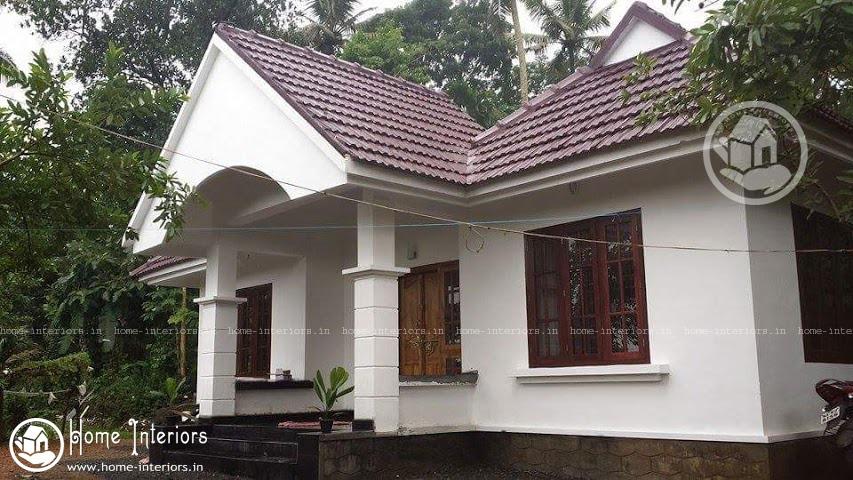 1131 Square Feet Single Floor Modern Home Design