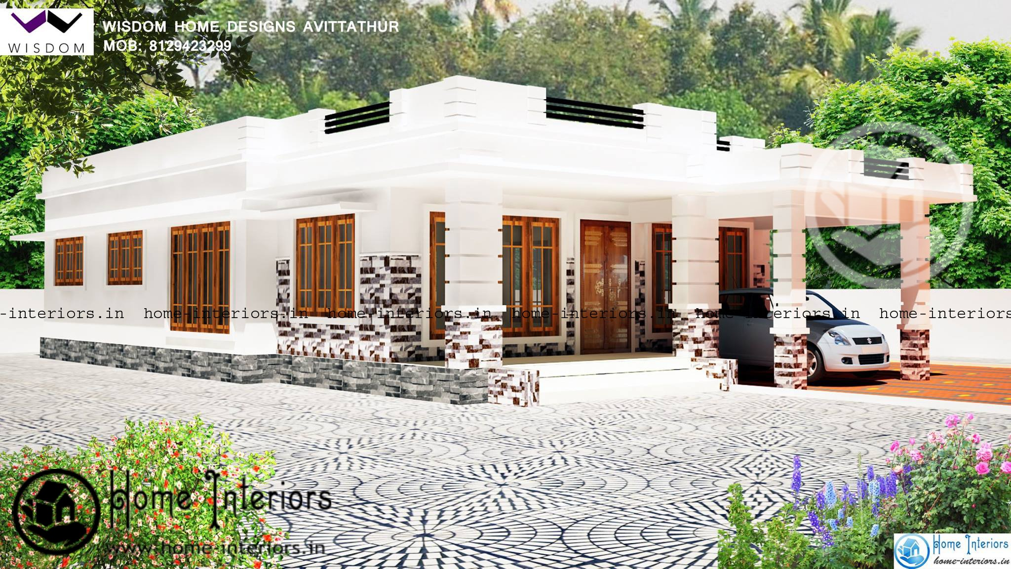 Kerala Home Design Box ... & 100+ [ Kerala Home Design Box Type ] | Box Type Modern House Plan ... Aboutintivar.Com