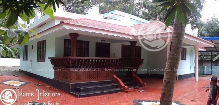 Beautiful Home in Kerala with Plan 2015