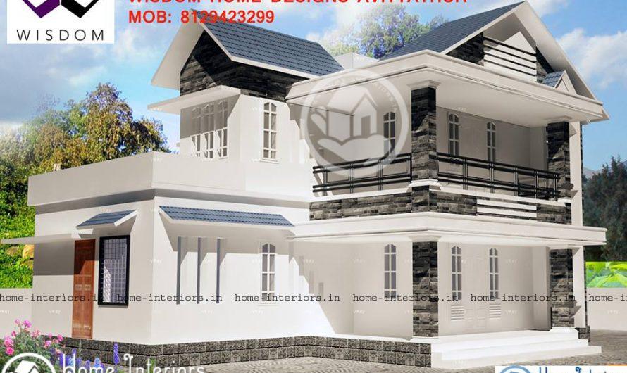 1550 Sq. Ft Kerala Modern Style Home Design 2015