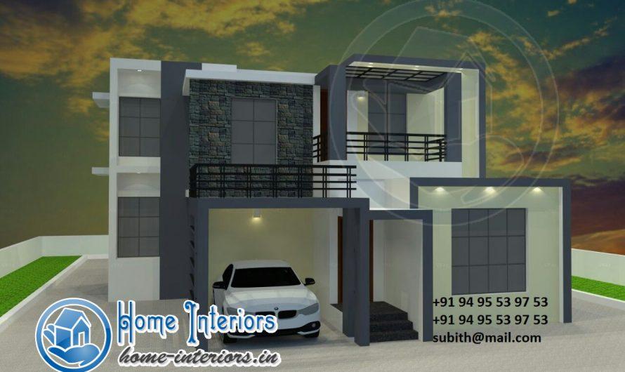 Modern Style Kerala Home Design 2015